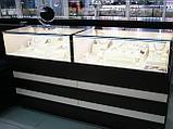 Cветодиодная светильник Т5, светильник накладной, Т5 трубка 88 см для подсветки витрин, стекол, фото 4
