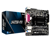 Материнская плата ASRock J4125B-ITX