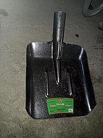 Лопата совковая, рельсовая сталь, фото 1