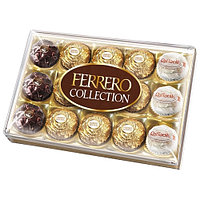 Набор конфет Ferrero Rocher Ассорти Collection 172 гр