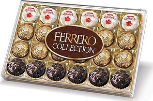 Набор конфет Ferrero Rocher Ассорти Collection 269гр