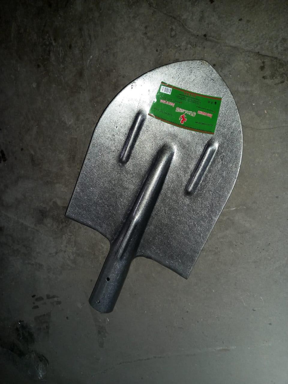Лопата штыковая, рельсовая сталь