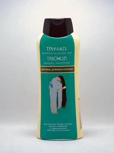 Тричап шампунь здоровые длинные и сильные (Vasu Trichup healthy long and strong) 200мл