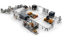 Комплексная автоматизация склада