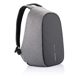 Рюкзак Bobby Pro с защитой от карманников, серый