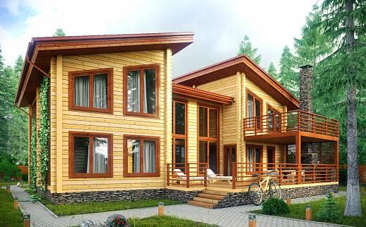 Проект дома №3308