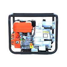 Мотопомпа  TWP80T для грязной воды.