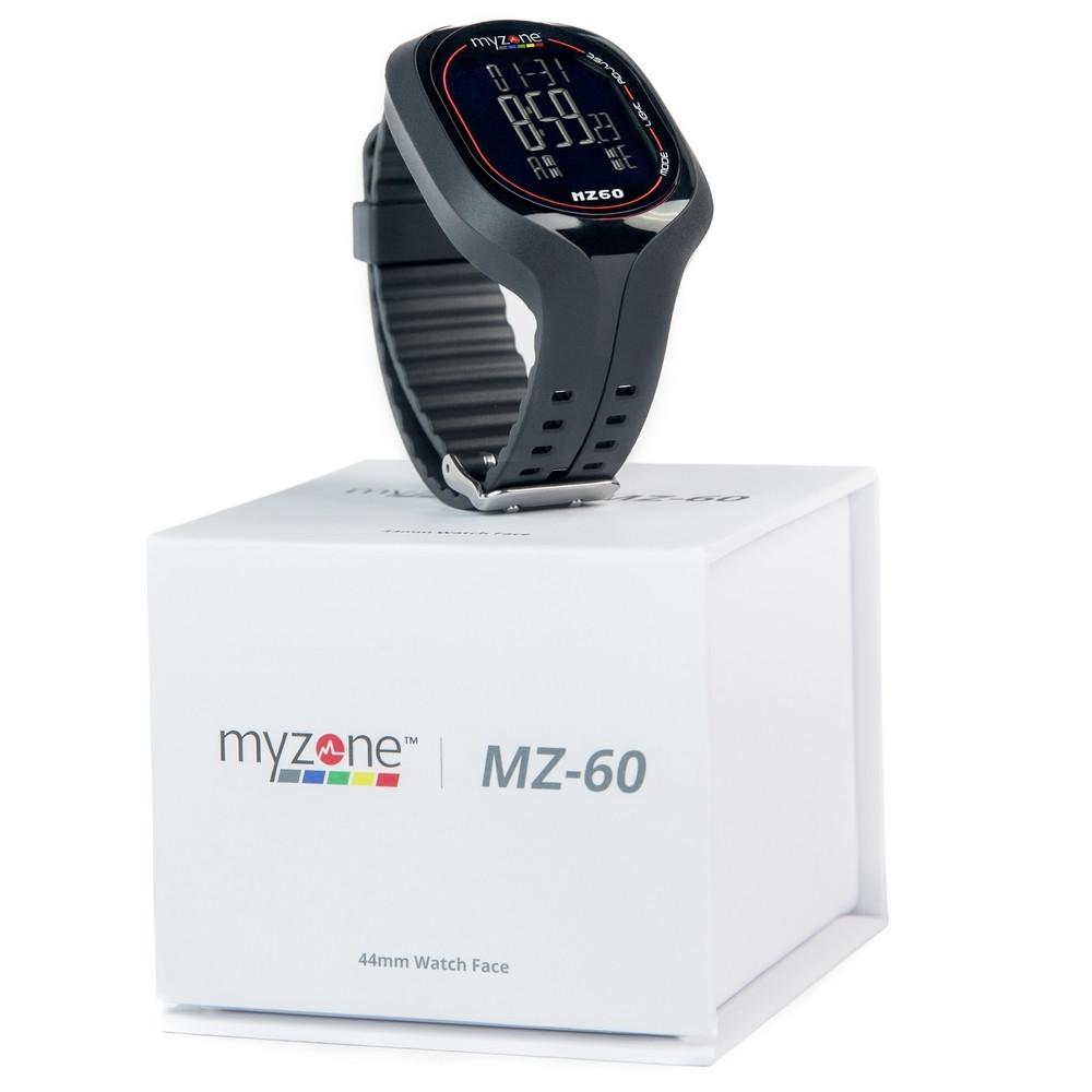 Спортивные часы Myzone MZ-60, цвет черный