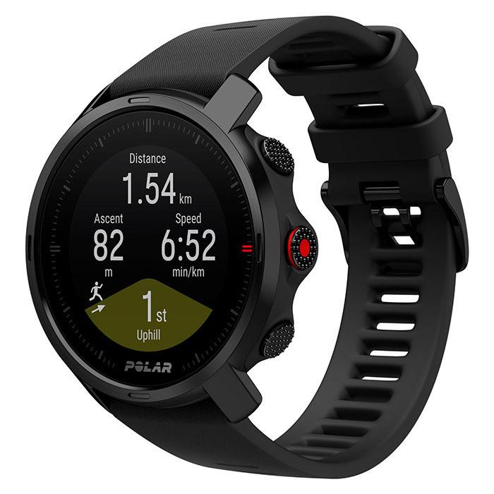 Спортивные часы Polar GRIT X, цвет черный