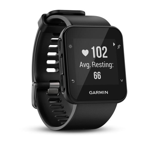 Спортивные часы Garmin Forerunner 35, цвет черный