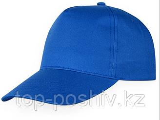 Бейсболка - 100% Х/Б, цвет голубой