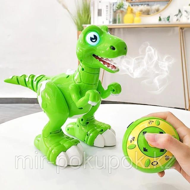 Умный интерактивный динозавр Smart Dinosaurs, Алматы