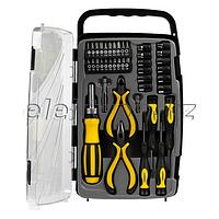 Набор инструментов с реверсивной отверткой, 41 предмет. STAYER MASTER 25311-H41