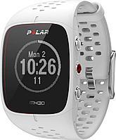 Спортивные часы Polar M430, цвет белый, фото 1