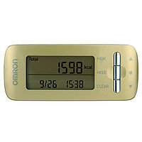 Монитор активности Omron HJA-306-EGD, золотой