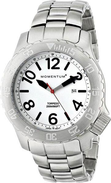 Спортивные часы Momentum 1M-DV74LS0, цвет серебристый