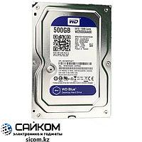 Жесткий диск WD Blue 500 GB AAKX, Высокая Надежность Хранения