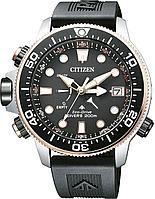 Спортивные часы Citizen BN2037-11E, цвет черный
