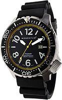 Спортивные часы Momentum 1M-DV74YS1B, цвет черный