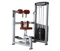 Силовой тренажер Bronze Gym D-011, коричневый