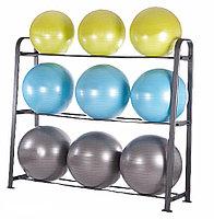 Стойка для гимнастических мячей и босу MDBuddy