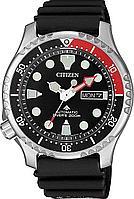 Спортивные часы Citizen NY0087-13E, цвет черный