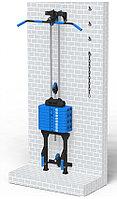 Блоковый тренажер реабилитационный пристенный Leco-IT Pro, KisPis