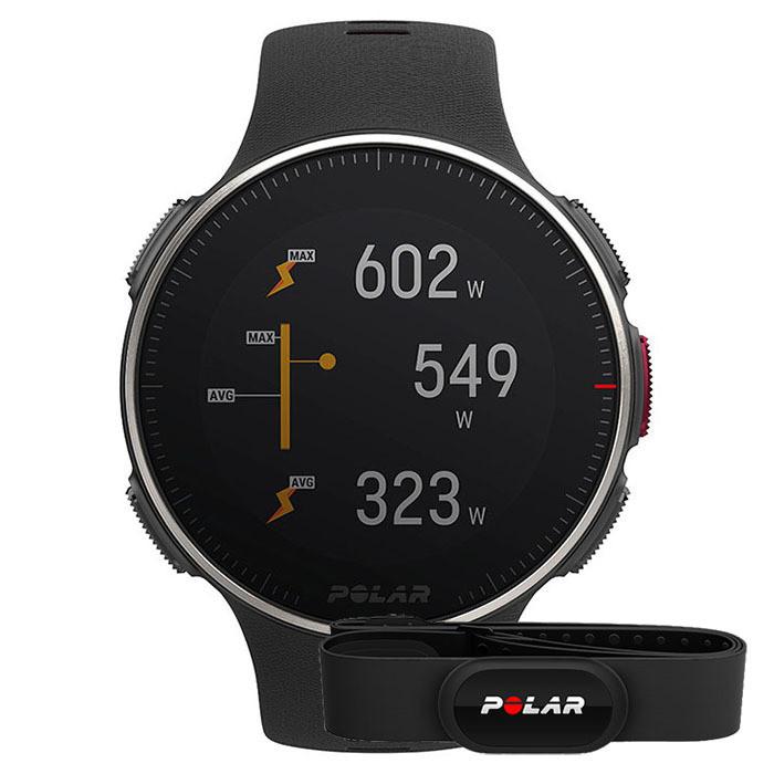 Спортивные часы Polar Vantage V Titan HR H10