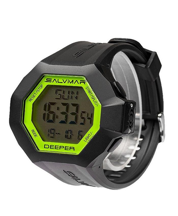 Спортивные часы Salvimar DEEPER, цвет черный