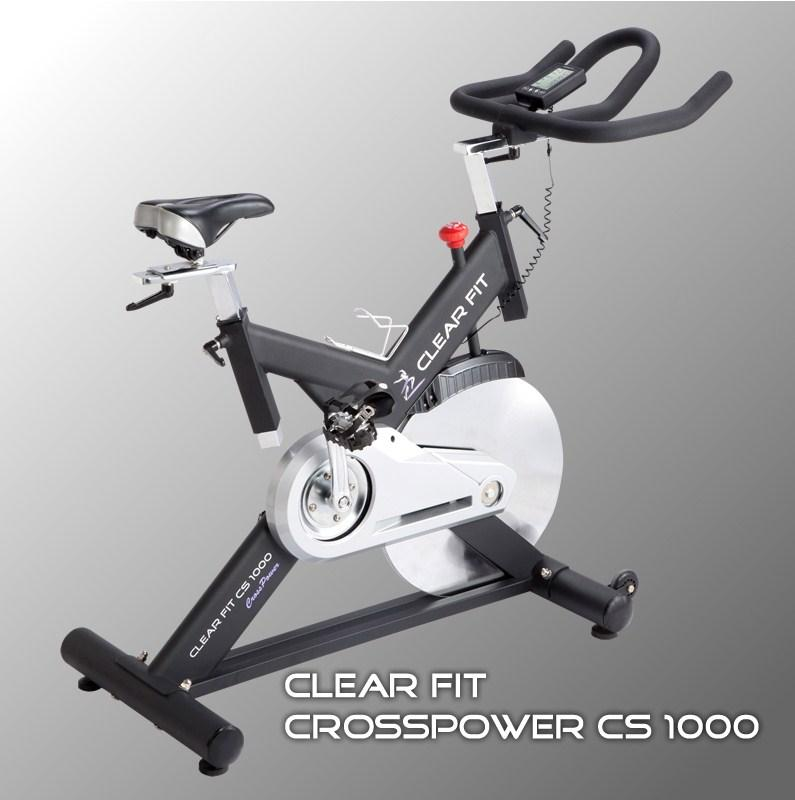 Велотренажер Clear Fit CS 1000