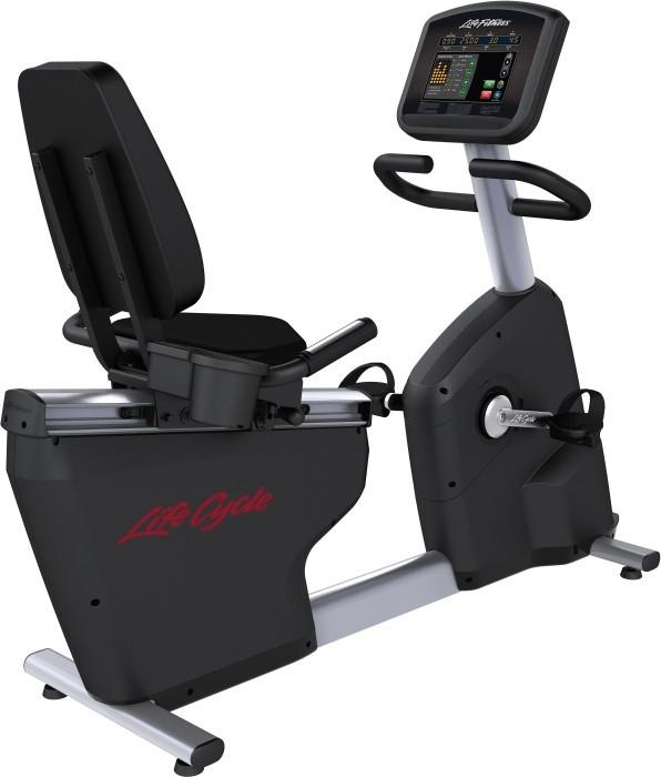 Велотренажер Life Fitness горизонтальный серии Activate