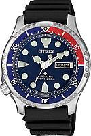 Спортивные часы Citizen NY0086-16L, цвет черный