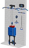 Блоковый тренажер реабилитационный пристенный Leco-IT Pro+, KisPis