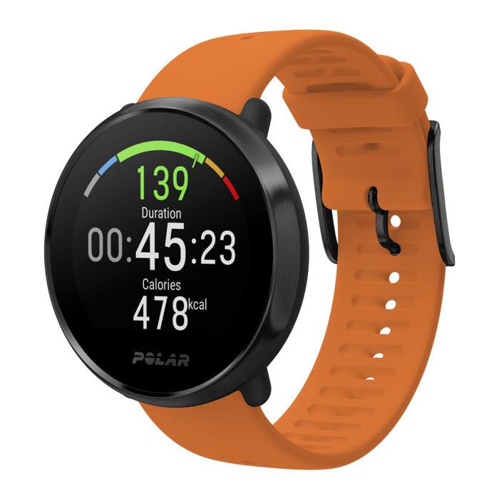 Спортивные часы Polar Ignite m/l, цвет оранжевый