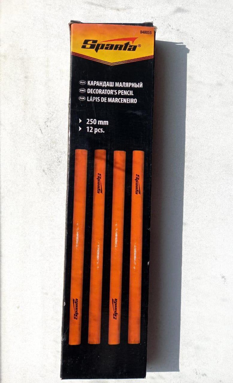 Карандаш малярный 250 мм/ SPARTA