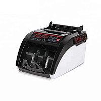 Счетная машинка для денег детектор валют УФ MG AL-6100 bill counter, фото 1