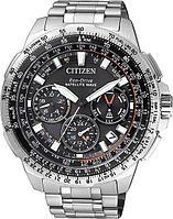 Спортивные часы Citizen CC9020-54E, цвет серебристый