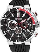 Спортивные часы Citizen CA4250-03E, цвет черный