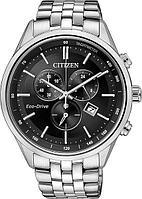 Спортивные часы Citizen AT2141-87E, цвет серебристый