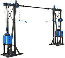 Блоковый тренажер двусторонний Full Set Leco-IT Pro