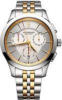 Спортивные часы Victorinox 241747, цвет серебристый