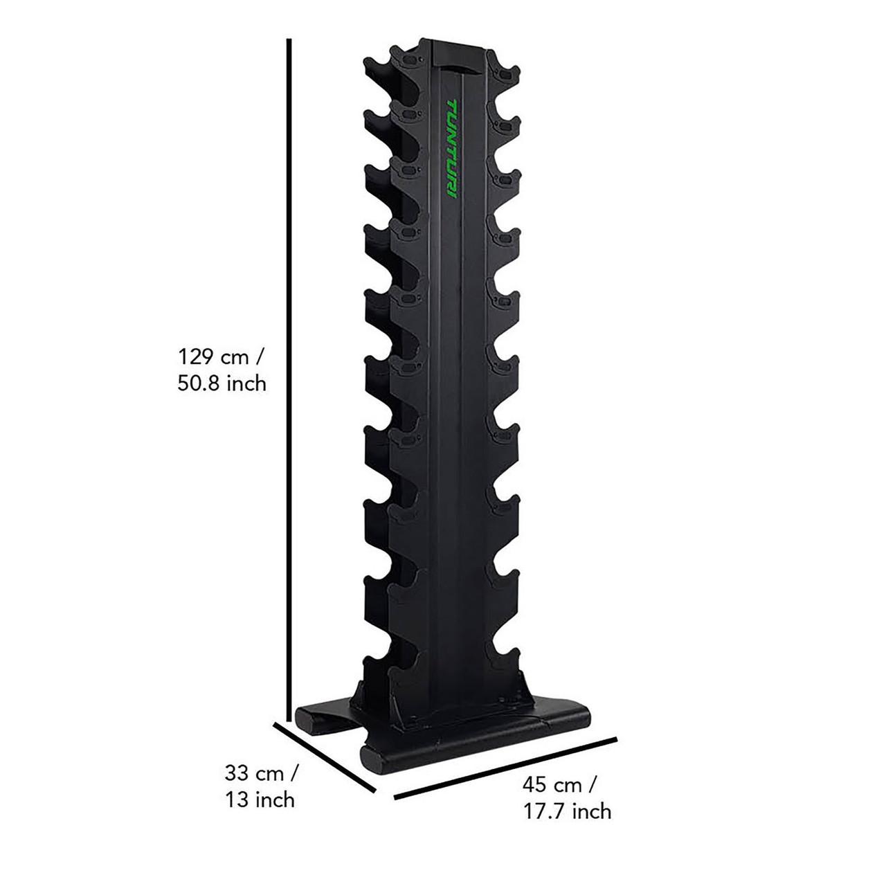 Стойка для гантелей Tunturi Pro Dumbbell Tower - фото 2