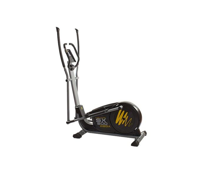 Эллиптический тренажер Hasttings Wega SX500, черный