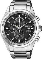 Спортивные часы Citizen CA0650-82F, цвет серебристый