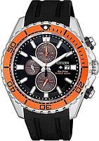 Спортивные часы Citizen CA0718-13E, цвет черный