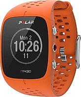 Спортивные часы Polar M430, цвет оранжевый, фото 1