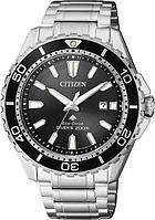 Спортивные часы Citizen BN0190-82E, цвет серебристый