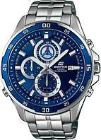Спортивные часы Casio EFR-547D-2A, цвет серебристый