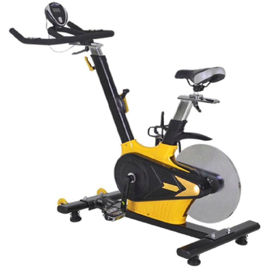 Велотренажер Dfc B10 черн/желт