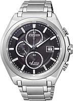 Спортивные часы Citizen CA0350-51E, цвет серебристый